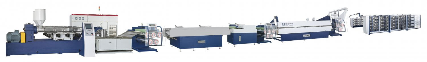 General Industrial Monofilament Extrusion Line