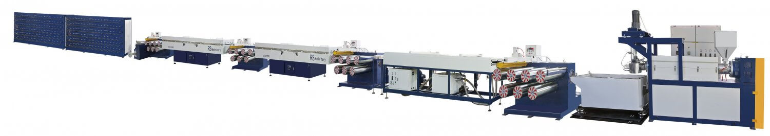 Leap Advanced Industrial Monofilament Extrusion Line