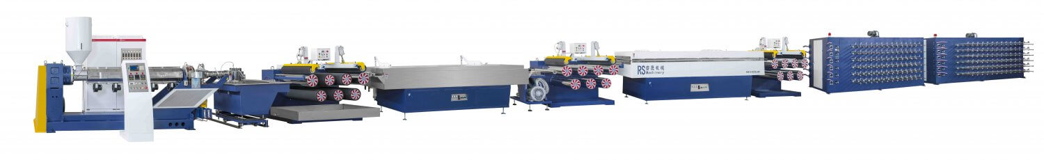 leap Industrial Net&Rope Monofilament Extrusion Lines